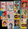 Baseball Cards:Lots, 1951-69 Multi-Brand Baseball Collection (104) With KoufaxRookie!...