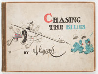 Chasing the Blues #nn (Doubleday, Page & Company, 1912) Condition: GD