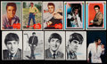 Non-Sport Cards:Lots, 1956-78 Non-Sports Collection (171) With The Beatles & Elvis. ...