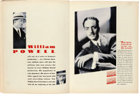Warner Brothers-First National Exhibitor Book (Warner Brothers-First National, 1931-1932). Exhibitor Book (Multiple Page...