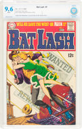 Silver Age (1956-1969):Western, Bat Lash #1 (DC, 1968) CBCS NM+ 9.6 White pages....