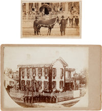 Abraham Lincoln: Springfield Home Photographs