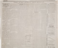 Miscellaneous:Ephemera, [Abraham Lincoln]: Early Printing of Emancipation Proclamation. ...