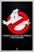 """Movie Posters:Comedy, Ghostbusters (Columbia, 1984). One Sheet (27"""" X 41"""") Teaser. Comedy.. ..."""