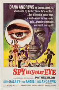 "Movie Posters:Adventure, Spy in Your Eye & Others Lot (American International, 1966). One Sheets (3) (27"" X 41""). Adventure.. ... (Total: 3 Items)"
