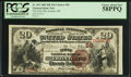 Ironton, OH - $20 1882 Brown Back Fr. 493 The First NB Ch. # 98