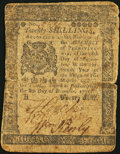 Colonial Notes:Pennsylvania, Pennsylvania December 8, 1775 20s Fine.. ...