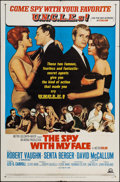 """Movie Posters:Action, The Spy with My Face & Other Lot (MGM, 1965). One Sheets (2)(27"""" X 41""""). Action.. ... (Total: 2 Items)"""