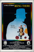 "Movie Posters:Comedy, Being There (United Artists, 1980). One Sheet (27"" X 41"") Style B. Comedy.. ..."