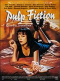 "Movie Posters:Crime, Pulp Fiction (Bac Films, 1994). French Grande (45.75"" X 62"").Crime.. ..."