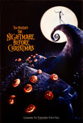 """Movie Posters:Animation, The Nightmare Before Christmas (Touchstone, 1993). Lenticular One Sheet (27"""" X 40"""") Advance 3-D Style.. ..."""