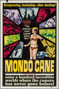 "Movie Posters:Exploitation, Mondo Cane & Other Lot (Times, 1963). One Sheets (2) (27"" X41"") & Trimmed Presskits (2) (Identical) (11"" X 14"").Exploitati... (Total: 4 Items)"