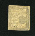 Colonial Notes:Pennsylvania, Pennsylvania October 25, 1775 4d Very Good....