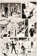Original Comic Art:Panel Pages, Wally Wood Unearthly Spectaculars #2 Page 2 Original Art(Harvey, 1966)....