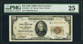 Small Size:Federal Reserve Bank Notes, Fr. 1870-L* $20 1929 Federal Reserve Bank Note. PMG Very Fine 25.. ...
