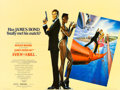 """Movie Posters:James Bond, A View to a Kill (United Artists, 1985). British Quads (2) (30"""" X 40"""") Two Styles.. ... (Total: 2 Items)"""