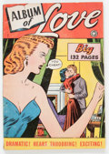 Golden Age (1938-1955):Romance, Fox Giants Album of Love #nn (Fox Features Syndicate, 1949)Condition: VG....