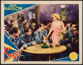 "Movie Posters:Drama, Suzy (MGM, 1936). Lobby Card (11"" X 14""). Drama.. ..."