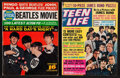 "Movie Posters:Rock and Roll, 16 Magazine: The Beatles Movie Book (The Girl Friend-The Boy Friend. Corp., 1964). Magazines (2) (Approx. 8.25"" X 10.75... (Total: 2Items)"
