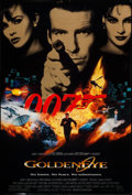 "Movie Posters:James Bond, GoldenEye (United Artists, 1995). One Sheet (27"" X 40"") SS. James Bond.. ..."