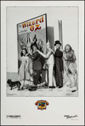 """Movie Posters:Fantasy, The Wizard of Oz (MGM/UA, R-1989). 50th Anniversary One Sheet (27""""X 40"""") SS. Fantasy.. ..."""