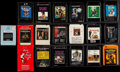 "Movie Posters:James Bond, James Bond & Other 8-Track Tapes Lot (United Artists Records, 1967-1979). 8-Track Tapes (30) (4"" X 5.5"" X .75"". James Bond.... (Total: 30 Items)"