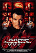 "Movie Posters:James Bond, Tomorrow Never Dies (United Artists, 1997). One Sheet (27"" X 40"") DS. James Bond.. ..."