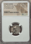 Ancients:Roman Imperial, Ancients: Septimius Severus (AD 193-211). AR denarius (3.44 gm)....