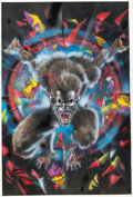 Original Comic Art:Covers, Leonardo Manco Werewolf by Night #2 Cover Original Art(Marvel, 1998)....