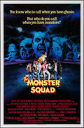 "Movie Posters:Adventure, The Monster Squad (Tri-Star, 1987). One Sheet (27"" X 41"") SS.Adventure.. ..."