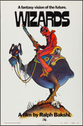 """Movie Posters:Animation, Wizards (20th Century Fox, 1977). One Sheet (27"""" X 41"""") Advance. Animation.. ..."""