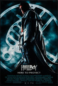 """Movie Posters:Fantasy, Hellboy (Columbia, 2004). One Sheet (26.75"""" X 36.75"""") DS Advance. Fantasy.. ..."""