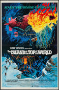 "Movie Posters:Adventure, The Island at the Top of the World & Others Lot (Buena Vista,1974). One Sheets (18) (27"" X 41""), Three Sheet (41"" X 83), Br...(Total: 21 Items)"