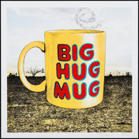 True Detective: Big Hug Mug by Jon Smith (Nakatomi, 2014). Autographed Glow in the Dark Numbered Limited Edition Silk Sc...