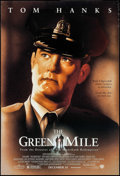 "Movie Posters:Crime, The Green Mile & Others Lot (Warner Brothers, 1999). One Sheets(4) (27"" X 40) DS Advance, Mylar One Sheets (2) Identical (2...(Total: 7 Items)"