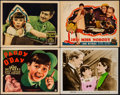 Movie Posters:Musical, Paddy O'Day & Others Lot (20th Century Fox, 1935). Autographed Title Lobby Card, Autographed Lobby Card, Lobby Card, & Color... (Total: 4 Items)