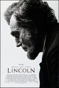 "Movie Posters:Drama, Lincoln & Other Lot (Touchstone, 2012). One Sheets (2) (27"" X 41"") DS Advance. Drama.. ... (Total: 2 Items)"
