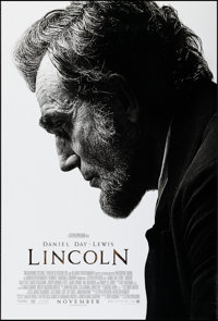 "Lincoln & Other Lot (Touchstone, 2012). One Sheets (2) (27"" X 41"") DS Advance. Drama. ... (Total: 2 Items)"