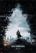 """Movie Posters:Science Fiction, Star Trek Into Darkness (Paramount, 2013). One Sheet (27"""" X 40"""") DSAdvance. Science Fiction.. ..."""