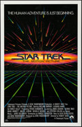 """Movie Posters:Science Fiction, Star Trek: The Motion Picture (Paramount, 1979). Mylar One Sheet(25.25"""" X 39.25"""") Advance. Science Fiction.. ..."""