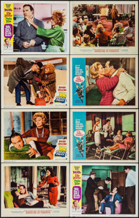 """Bachelor in Paradise & Others Lot (MGM, 1961). Lobby Cards (19) (11"""" X 14""""). Comedy. ... (Total: 19 It..."""