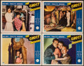 "Movie Posters:Comedy, The Ghost Breakers (Paramount, 1940). Lobby Cards (4) (11"" X 14"").Comedy.. ... (Total: 4 Items)"