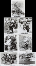 """Movie Posters:Documentary, On Any Sunday (Cinema 5, 1971). Photo Set of 20 (8"""" X 10""""). Documentary.. ... (Total: 20 Items)"""