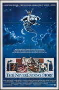"""Movie Posters:Fantasy, The NeverEnding Story (Warner Brothers, 1984). One Sheet (27"""" X 41""""). Fantasy.. ..."""
