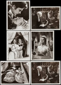 """Movie Posters:Adventure, Green Dolphin Street (MGM, 1947). Photos (6) (8"""" X 10"""").Adventure.. ... (Total: 6 Items)"""