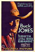 "Movie Posters:Western, South of the Rio Grande (Columbia, 1932). One Sheet (27.5"" X 41"")....."