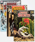 Bronze Age (1970-1979):Horror, House of Secrets Group of 44 (DC, 1969-78) Condition: AverageFN/VF.... (Total: 44 Comic Books)