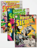 Silver Age (1956-1969):Horror, House of Secrets Group of 6 (DC, 1960-66) Condition: Average VF....(Total: 6 Comic Books)