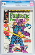 Modern Age (1980-Present):Superhero, Fantastic Four #243 (Marvel, 1982) CGC NM/MT 9.8 White pages....