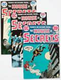Bronze Age (1970-1979):Horror, House of Secrets Group of 19 (DC, 1973-78) Condition: AverageNM-.... (Total: 19 Comic Books)